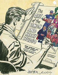 The art of the Simon and Kirby studio
