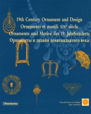 Ornements et motifs XIXe siècle