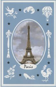 Carnet Tour Eiffel