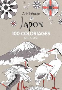 Japon 100 coloriages Anti-Stress