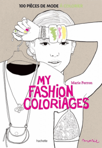 My fashion coloriages