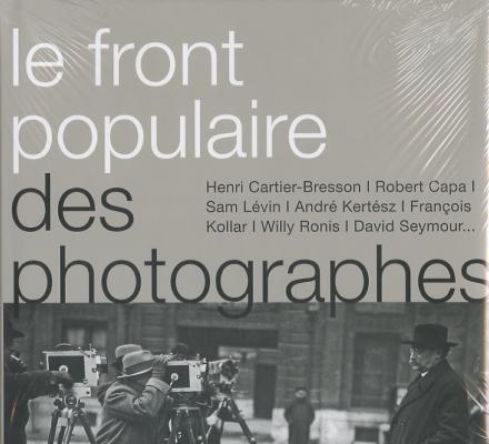 Le front Populaire des photographes