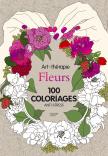Fleurs 100 Coloriages Anti-Stress