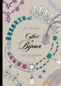 Art thérapie coffret à bijoux