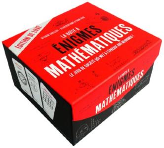 La boite à énigmes mathématiques edition de luxe
