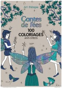 Art thérapie coloriage contes de fée