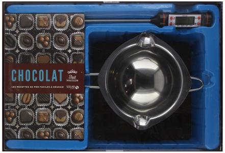 Chocolat le Kit pro