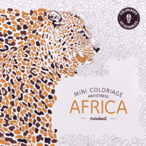 mini coloriage Africa