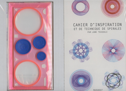 Cahier d'inspiration et de technique de spirales