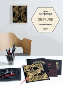 art-thérapie gravure
