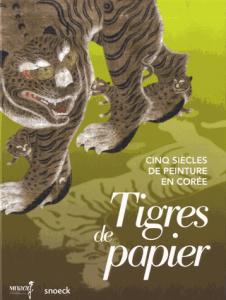 Tigres de papier, cinq siècles de peinture en Corée