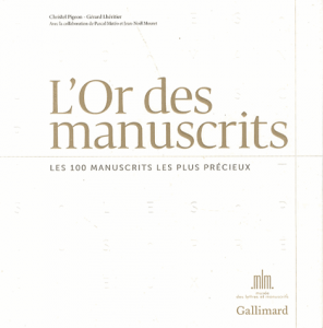 L ''or des manuscrits