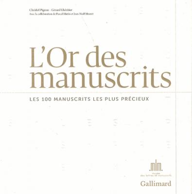 L'or des manuscrits