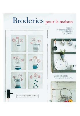 Broderies pour la maison