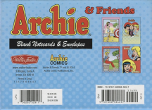 cartes postales & enveloppes Archie & friends