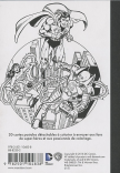 cartes postales à colorier DCcomics