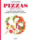 Pizzas, quiches et tartes