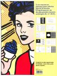 Cahier de coloriages Pop Art