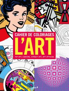 L'art cahier de coloriage