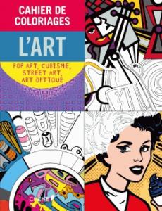 L'art cahier de coloriage petit format