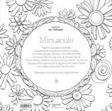 Minuscule Bijoux ailés à colorier