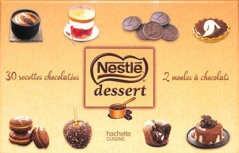 Coffret Nestlé dessert