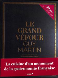 Le grand véfour Guy Martin