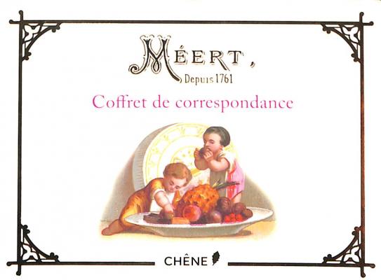 Coffret de Correspondance Méert