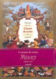 3 Carnets de notes Méert
