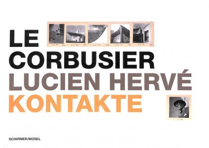 Le Corbusier Lucien Hervé