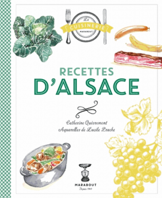 Recettes d'Alsace