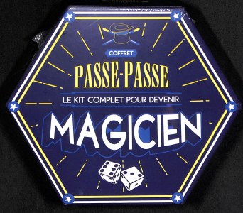 Coffret Magie passe-passe