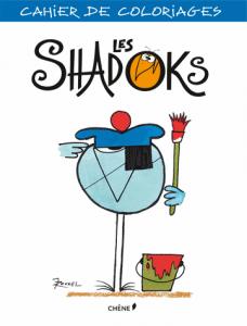 coloriage les shadocks petit format