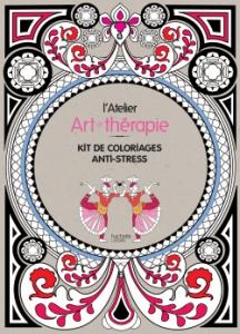 Kit de coloriage Art thérapie