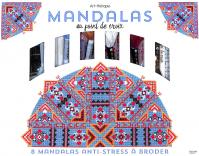 Art thérapie Mandalas au point de croix