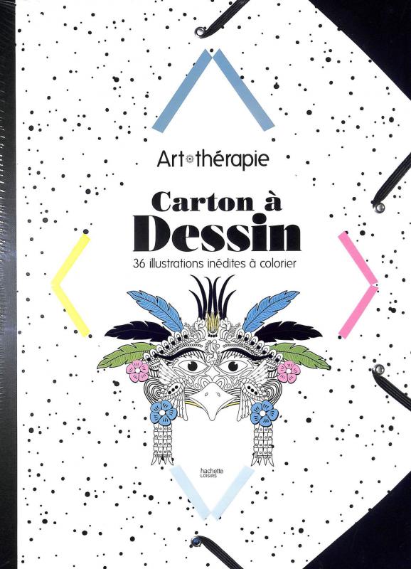 Carton dessin art th rapie mona lisait - Dessin art therapie ...