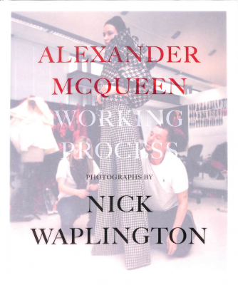 Alexander MCQUEEN Working Progress