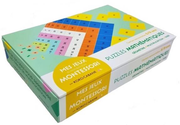 Puzzles mathématiques Avec 101 cartes