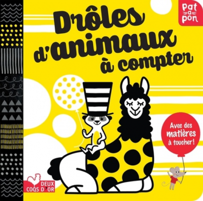 DROLES D'ANIMAUX A COMPTER