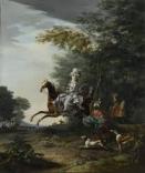 Louis-Auguste Brun, peintre de Marie-Antoinette