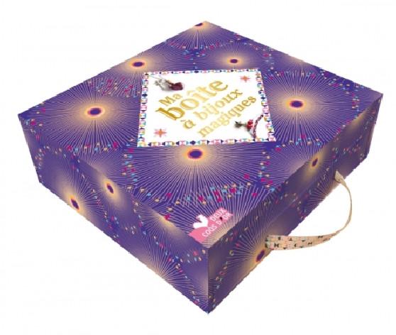 Ma boite à bijoux magiques