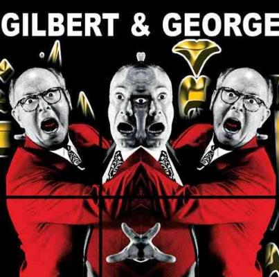 Gilbert & George Die grosse Ausstellung Haus der Kunst