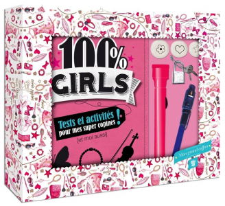 Mon grand coffret 100 % girls