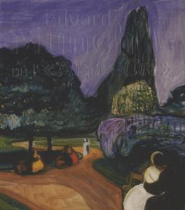"""Edward Munch ou """"Anti-Cri"""""""
