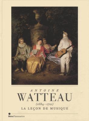 A. Watteau La leçon de musique