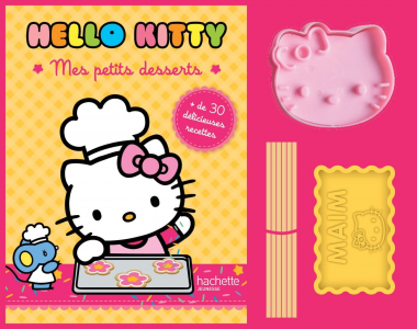 Hello Kitty Mes petits desserts