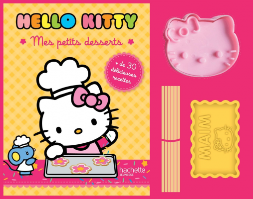 Mes petits desserts hello kitty