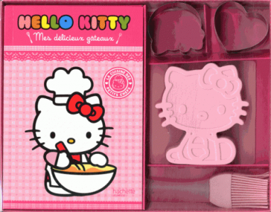 Hello Kitty Mes délicieux gâteaux