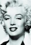 Marilyn Monroe and the camera