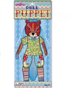 Marionnette renard